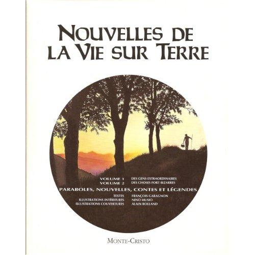 NOUVELLES DE LA VIE SUR TERRE - COFFRET LUXE 2 VOLUMES