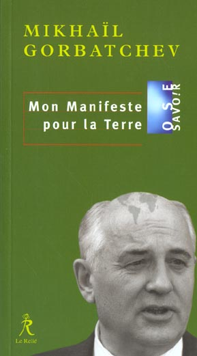 MANIFESTE POUR LA TERRE (UN)
