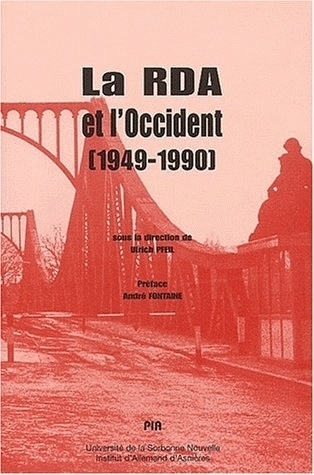 LA RDA ET L'OCCIDENT,1949-1990