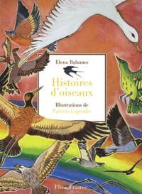 HISTOIRES D'OISEAUX