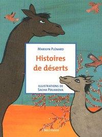 HISTOIRES DE DESERTS