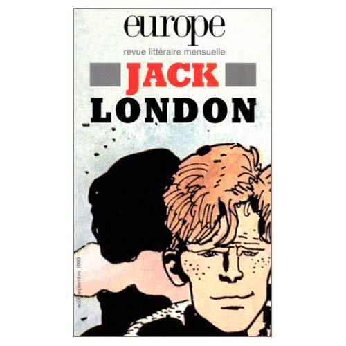 EUROPE JACK LONDON N844 845
