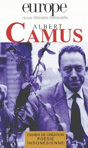 EUROPE ALBERT CAMUS 846