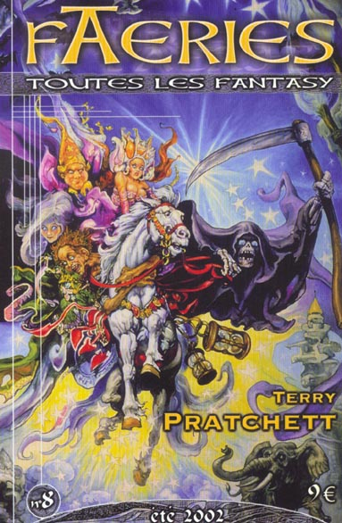 FAERIES 8 SPECIAL PRATCHETT