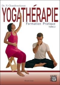 YOGATHERAPIE - FORMATION PRATIQUE TOME 2