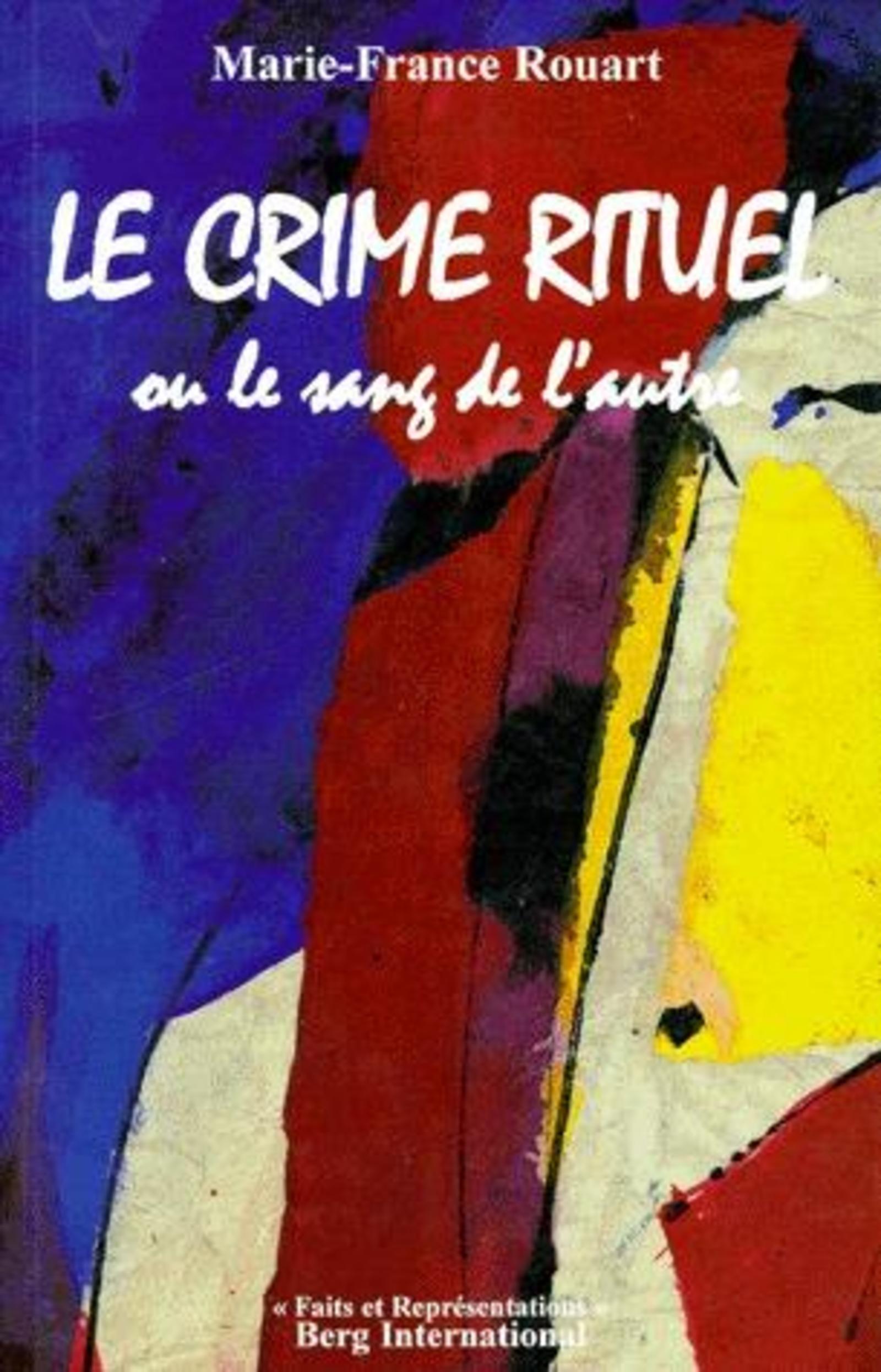 CRIME RITUEL