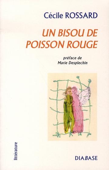 UN BISOU DE POISSON ROUGE