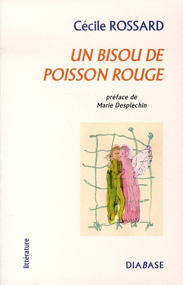 UN BISOU DE POISSON ROUGE