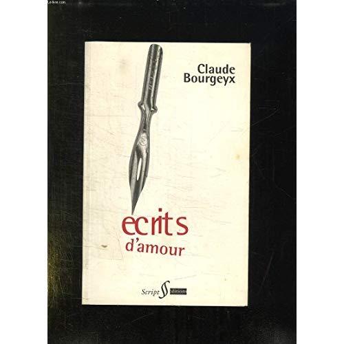 ECRITS D'AMOUR