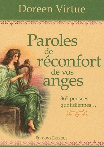 PAROLES DE RECONFORT DE VOS ANGES