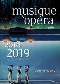 MUSIQUE & OPERA AUTOUR DU MONDE 2018-2019
