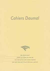 CAHIERS DAUMAL, N 7