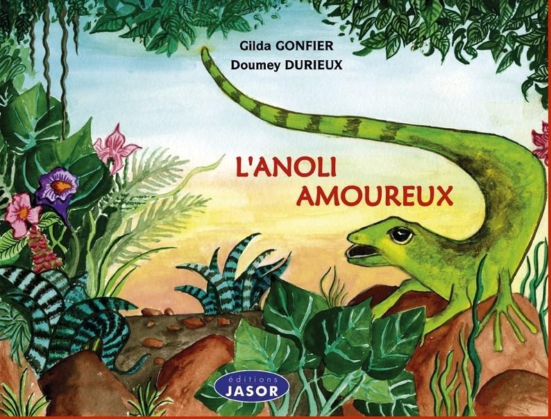 L'ANOLI AMOUREAUX - ZANDOLI MANDE MAYE