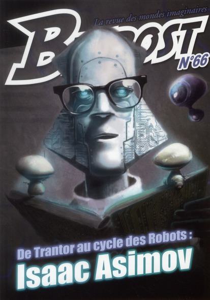 REVUE BIFROST N66 - SPECIAL ISAAC ASIMOV