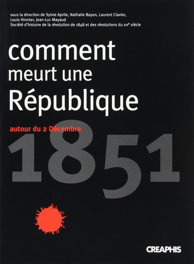 COMMENT MEURT UNE REPUBLIQUE?