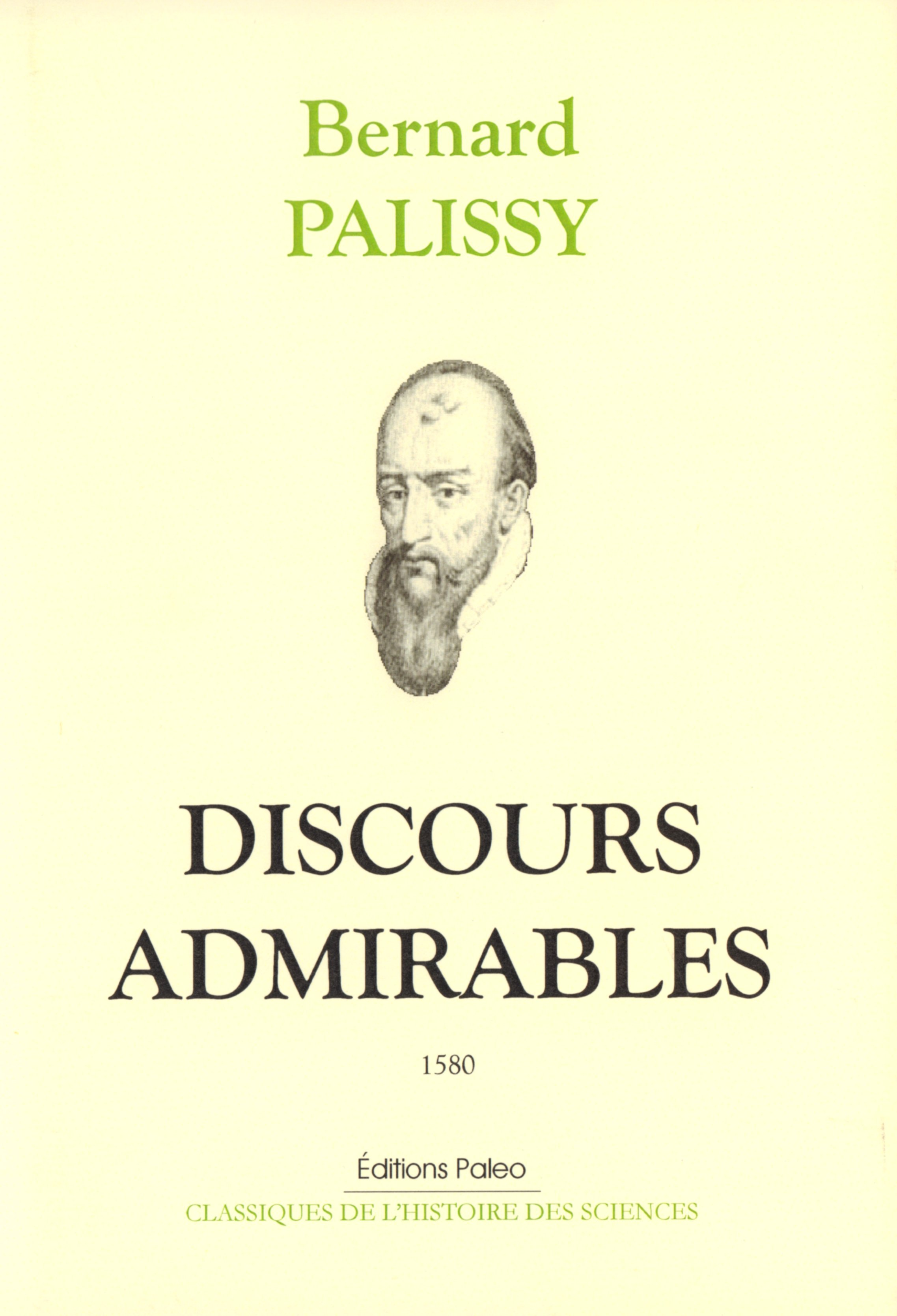 DISCOURS ADMIRABLES