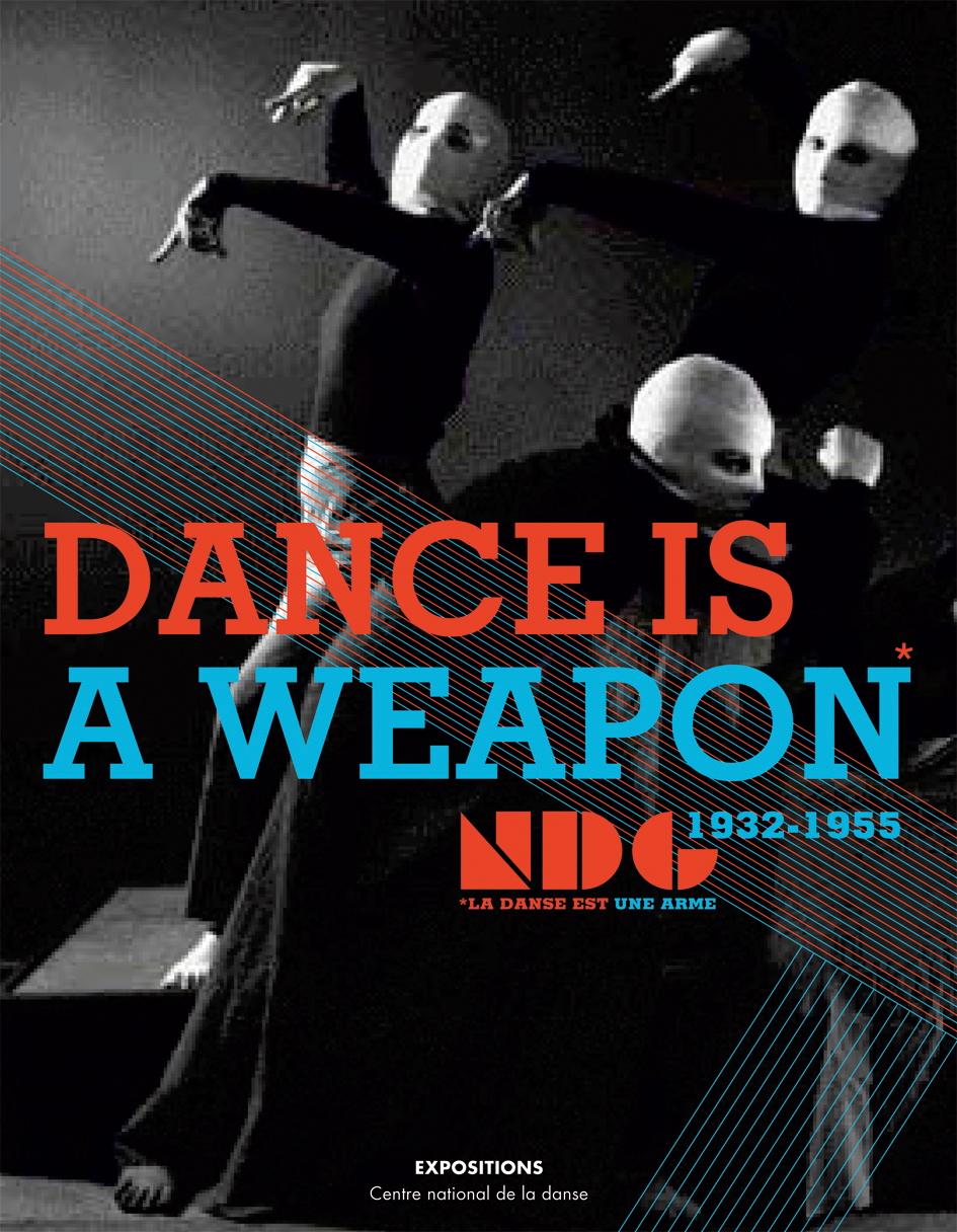 DANCE IS A WEAPON LE NEW DANCE GROUP (1932 1955)