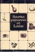 RECETTES PAYSANNES EN LOZERE