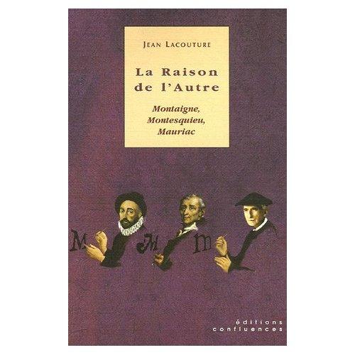 RAISON DE L AUTRE