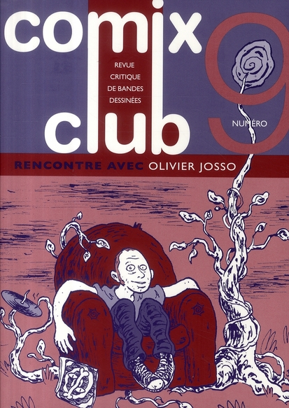 COMIX CLUB 9, OLIVIER JOSSO