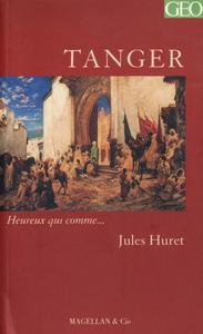 TANGER  - HURET JULES