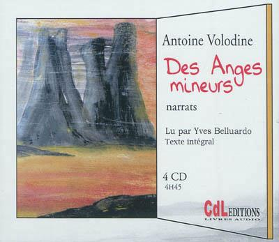 DES ANGES MINEURS 4 CD
