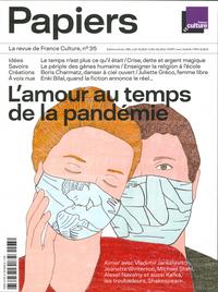 PAPIERS 35 - LA REVUE DE FRANCE CULTURE
