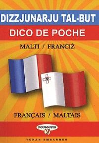 MALTAIS-FRANCAIS (DICO DE POCHE)