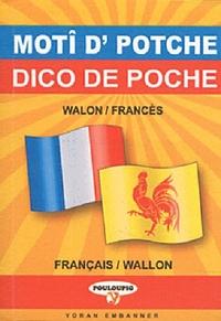 WALLON-FRANCAIS (DICO DE POCHE)