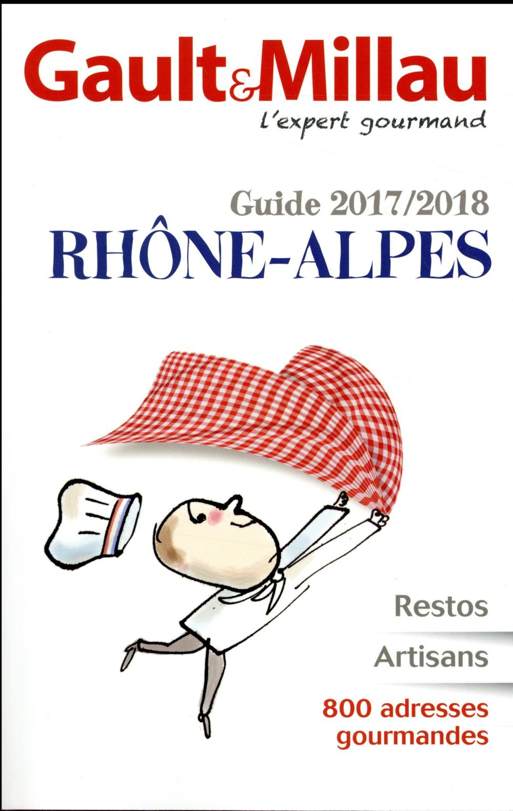 GUIDE RHONE-ALPES 2017/2018