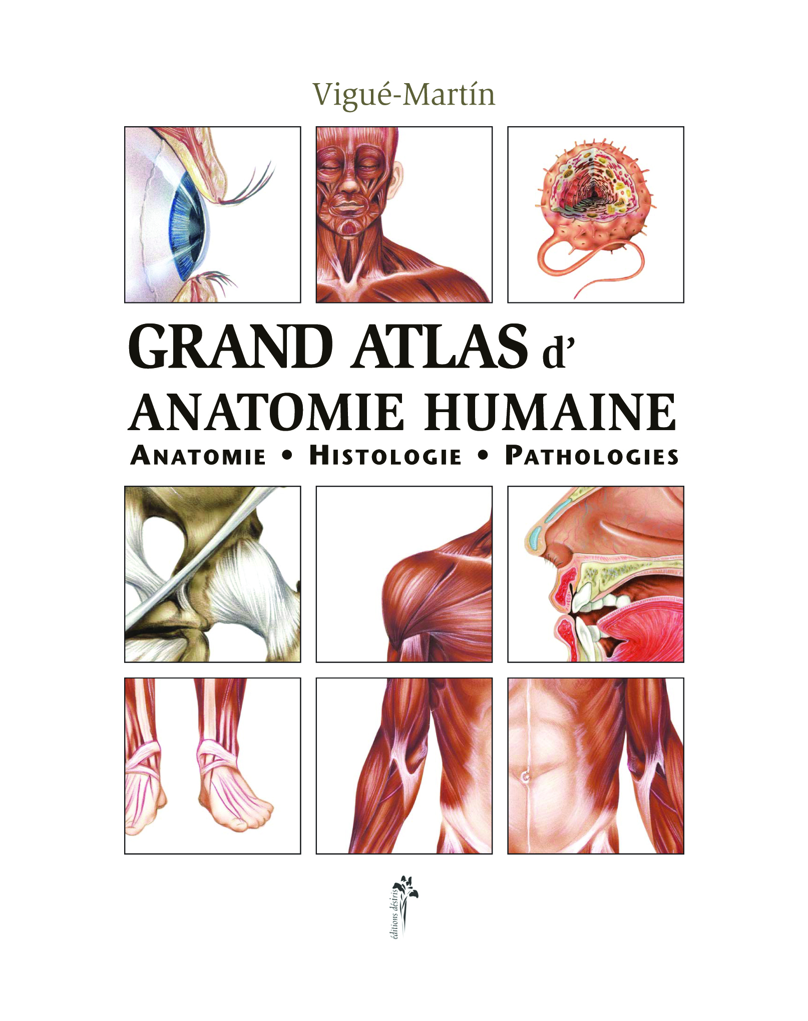 GRAND ATLAS D'ANATOMIE HUMAINE