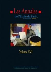 LES ANNALES DE L'EMP - VOLUME XVI. TRAVAUX DE L'ANNEE 2009