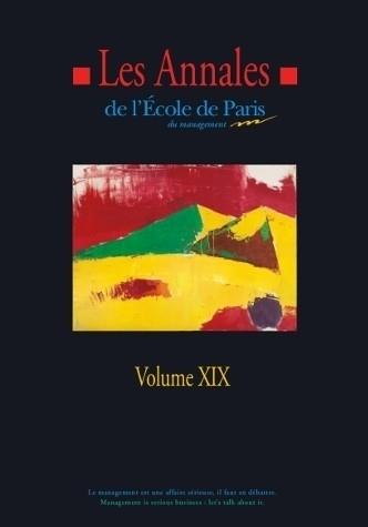 LES ANNALES DE L'EPM - VOLUME XIX. TRAVAUX DE L'ANNEE 2012