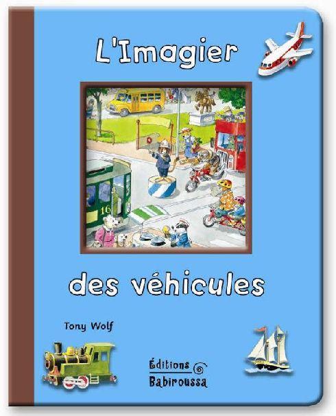 L'IMAGIER DES VEHICULES