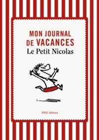MON JOURNAL DE VACANCES LE PETIT NICOLAS