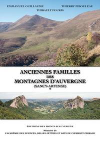 ANCIENNES FAMILLES DES MONTAGNES D'AUVERGNE (SANCY-ARTENSE)