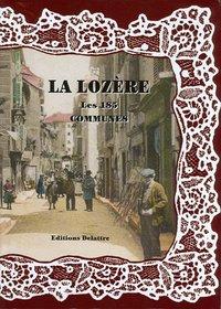 LA LOZERE LES 185 COMMUNES