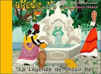 LA LEGENDE DE CHICO REI LIVRE CD