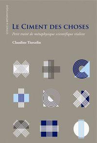 LE CIMENT DES CHOSES