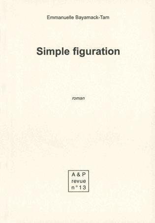 AUTRES & PAREILS LA REVUE T.13 ; SIMPLE FIGURATION