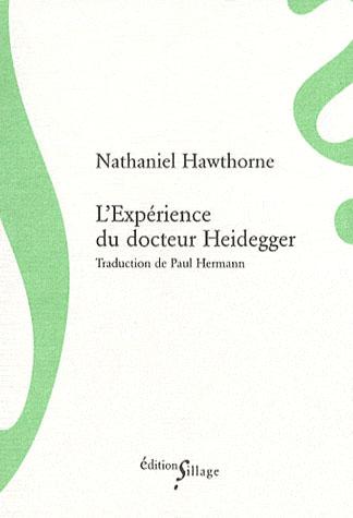 L'EXPERIENCE DU DOCTEUR HEIDEGGER