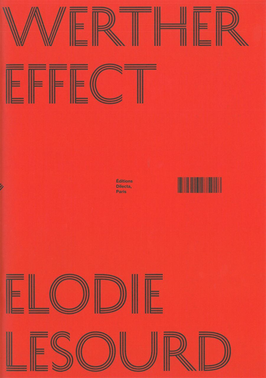 WERTHER EFFECT - ELODIE LESOURD
