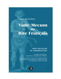 VADE-MECUM DU RITE FRANCAIS