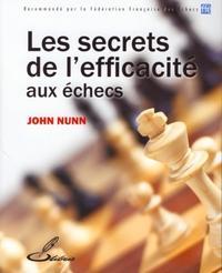 LES SECRETS DE L'EFFICACITE AUX ECHECS