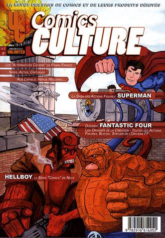 COMICS CULTURE N 1