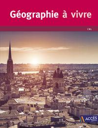 GEOGRAPHIE A VIVRE CM1-EDITION 2017