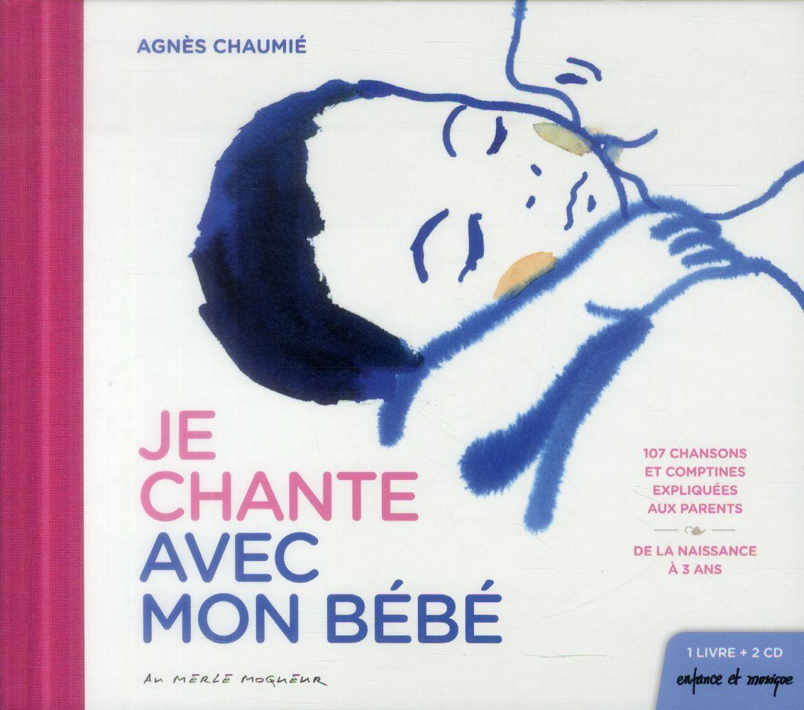 JE CHANTE AVEC MON BEBE - LIVRE + 2 CD