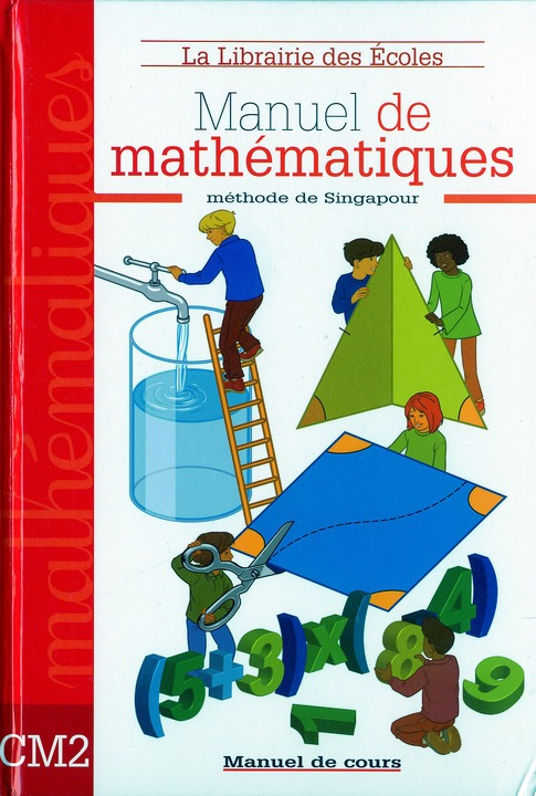 Mathematiques cm2 - cours