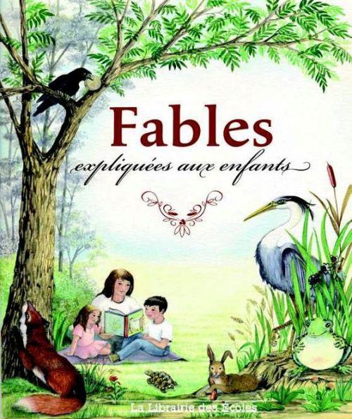 50 FABLES EXPLIQUEES AUX ENFANTS