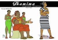 THAMIMA - LA CAPRICIEUSE/THE CAPRICIOUS